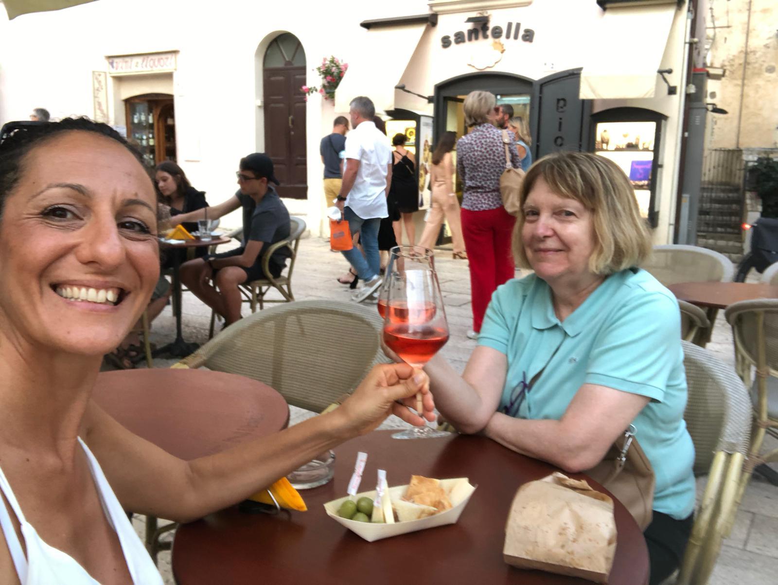 Sperlonga wine tasting